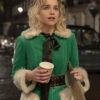 Last Christmas Emilia Clarke Jacket