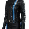 Fragile Express Death Stranding Leather Jacket