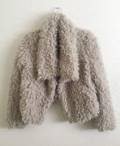 Killing Eve Fur Jacket
