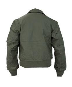 Tom-Cruise Top Gun 2 Maverick Leather Jacket