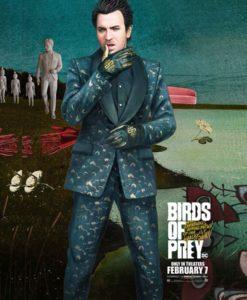 Birds Of Prey Black Suit