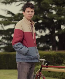 Asa Butterfield Sex Education Jacket