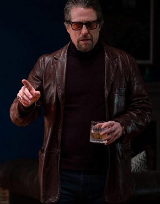 The Gentlemen Hugh Grant Jacket