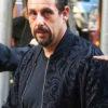 Uncut Gems Adam Sandler Jacket Closure