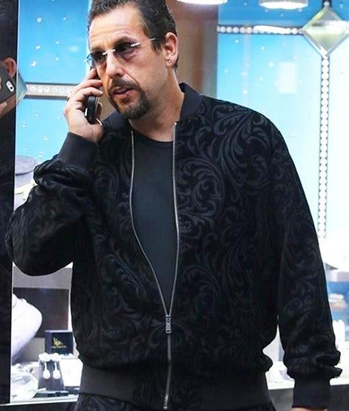 Uncut Gems Adam Sandler Jacket Front1
