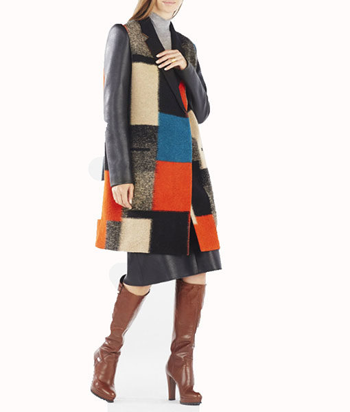 Sheri Holland Coat