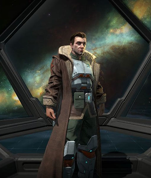 Age of Wonders Planetfall Jack Gelder Coat