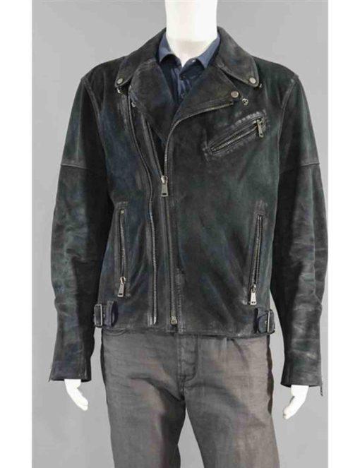 Jon Hamm Buddy Leather Jacket