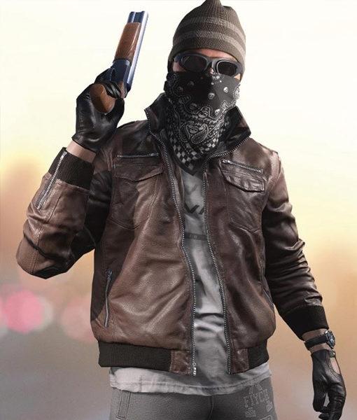 Death Dealer Jacket