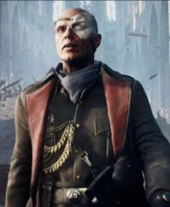 Battlefield 5 Elites Wilhelm Franke Coat