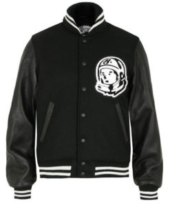 Club Letterman Bomber Jacket