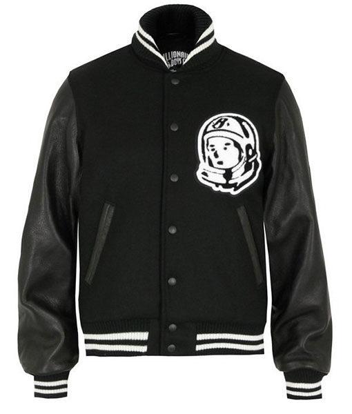 Club Letterman Bomber Jacket