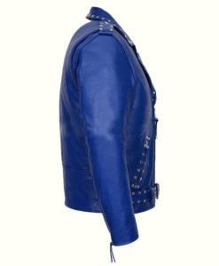 Studded Motorcycle Jacket