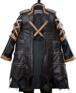 Code Vein Leather Coat
