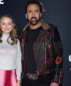 Nicolas Cage Jacket