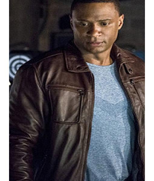 David Ramsey (John Diggle) Jacket