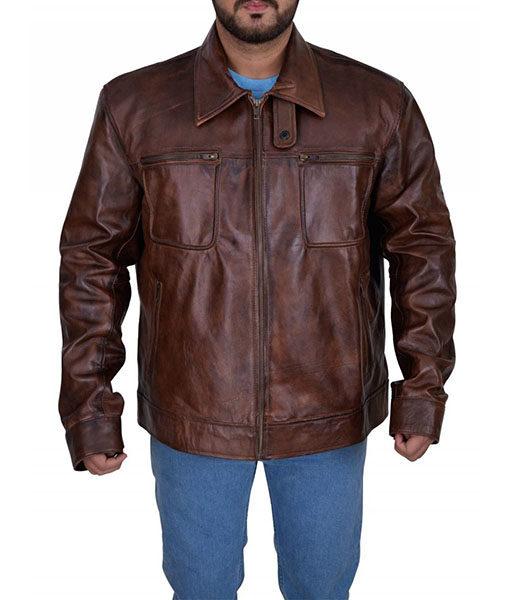Arrow Season 4 John Diggle Jacket
