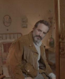 Jean Dujardin Fringe Jacket