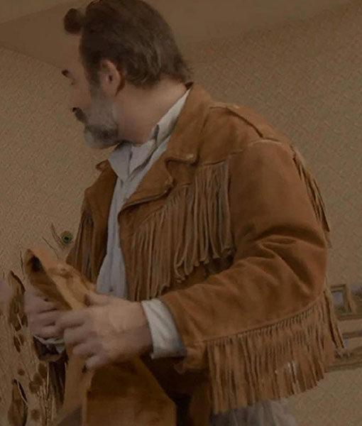 Deerskin Jean Dujardin Jacket