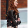 Doctor Who Brown Leather Jacket