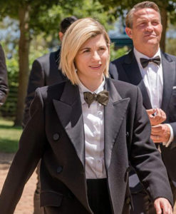 Doctor Who Season 12 The Doctor Coat