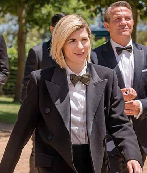 Doctor Who Season 12 The Doctor Coat