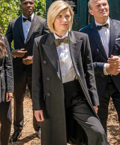 The Doctor Coat