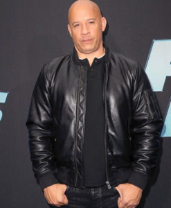 Fast And Furious 9 Vin Diesel Leather Jacket