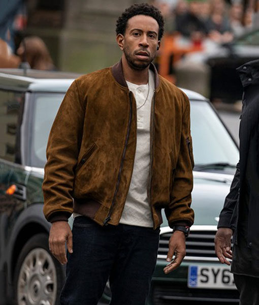Fast and Furious 9 Ludacris Bomber Jacket