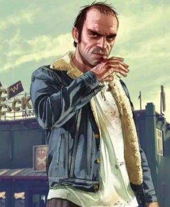Trevor Philips Denim Jacket