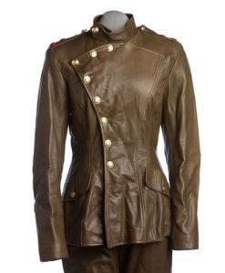 GoldenEye Xenia Military Jacket