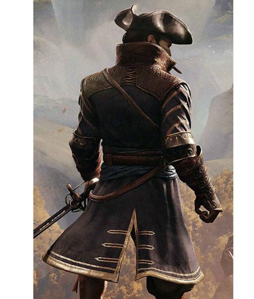 Vasco Coat
