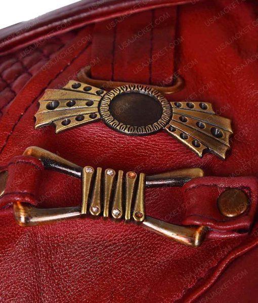 Galaxy Nebula Leather Jacket