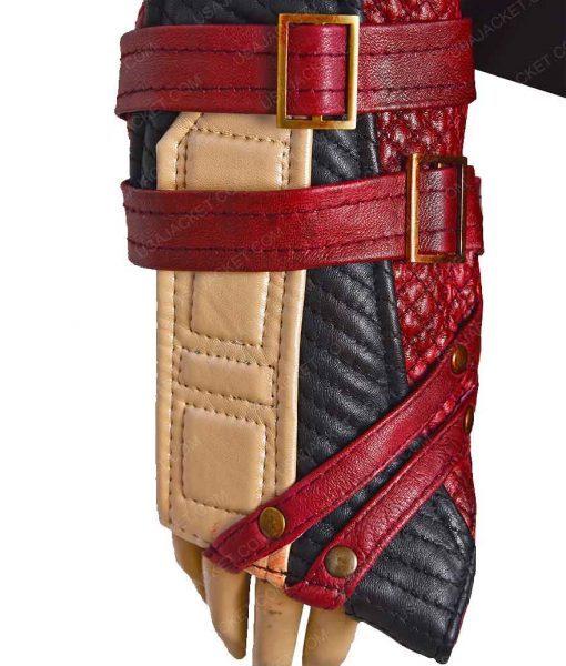Guardians Nebula Leather Jacket