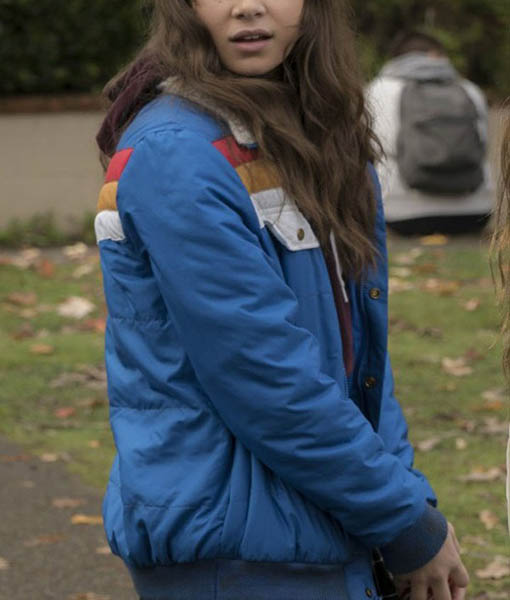 Hailee Steinfeld The Edge of Seventeen Jacket