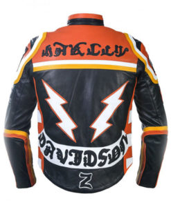 Harley Davidson & Marlboro Man Jacket