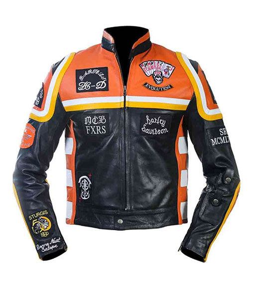 Harley Davidson And The Marlboro Man Jacket
