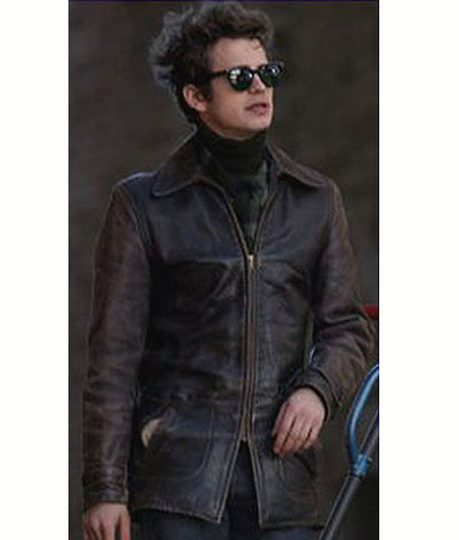 Hayden Christensen Factory Girl Jacket