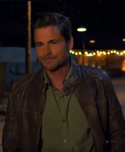 Holiday In The Wild Rob Lowe Jacket