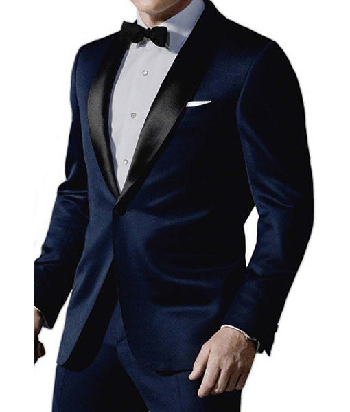 Blue Skyfall Suit