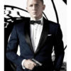 James Bond Midnight Blue Skyfall Suit