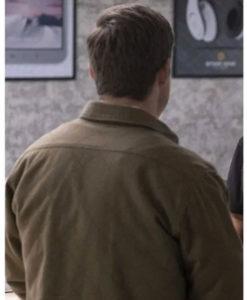 Jexi Adam Devine Cotton Jacket