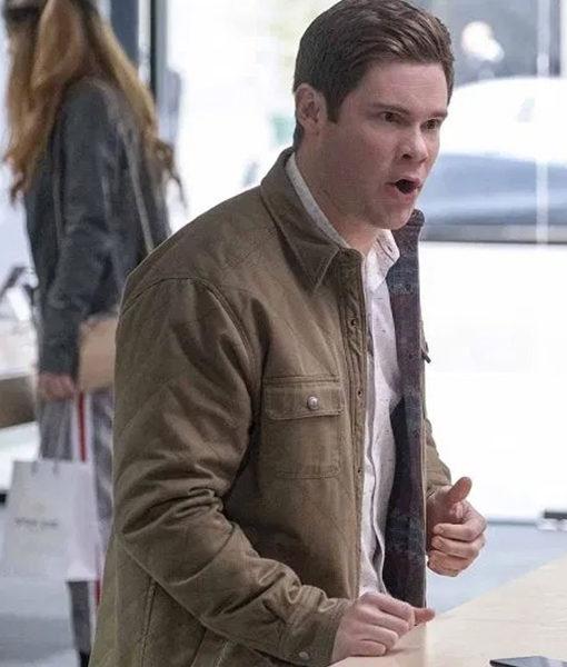 Adam Devine Cotton Jacket