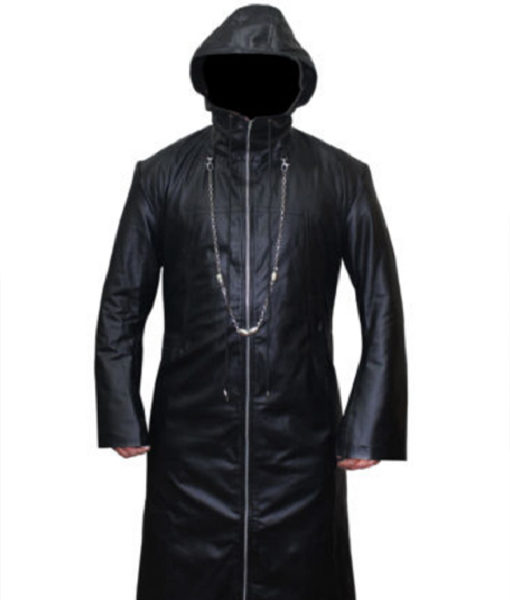 Kingdom Hearts Enigma Organization 13 Coat
