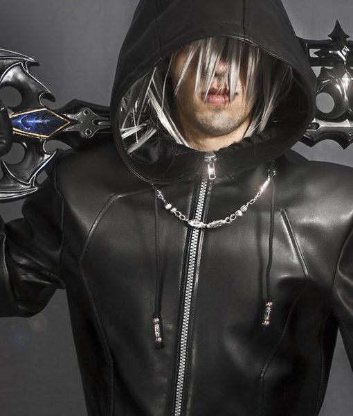 Kingdom Hearts Enigma Coat