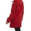 Lara Jean Red Coat