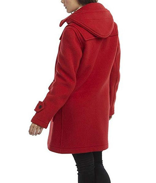 To All the Boys P.S. I Still Love You Red Coat