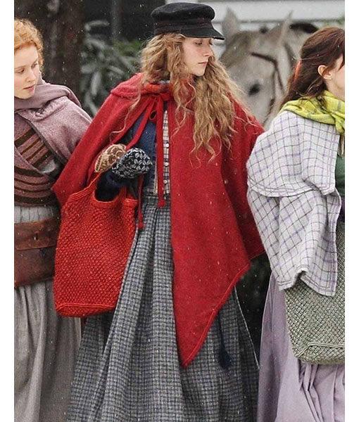 Little Women Jo March Coat