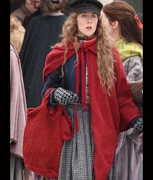 Jo March Coat