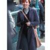 Scarlett Johansson Coat